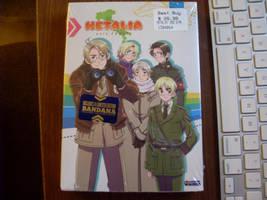 Hetalia DVD Season 02 by explosivetoast