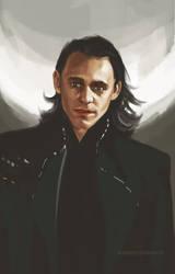 first Loki by Lieutenant-Mairon