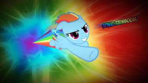 Sonic Rainboom! by Kigaroth