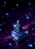 River of Stars by feeshseagullmine