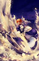 excalibur by feeshseagullmine