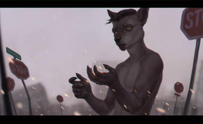 From nowhere by Noxyfer