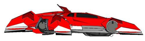Grav Lambo Ferrari hybridSide by victiousvision
