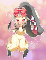 Mawile by tamaume