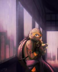 Rainy season by tamaume