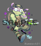 SD Donnie by tamaume