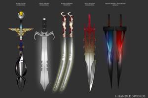 SwordSet03 by D1rtaH