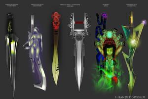 SwordSet04 by D1rtaH