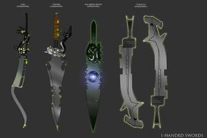 SwordSet22 by D1rtaH