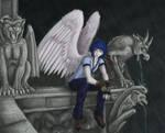 Among the Demons by sleepyotter