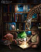 About childhood dreams by genivaldosouza