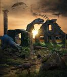 The dawn of time by genivaldosouza