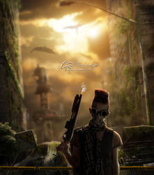 The last surviver by genivaldosouza