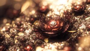 Autumn Garden by SallySlips