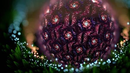 Bloom Ball by SallySlips