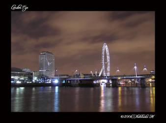 London Eye by tkach