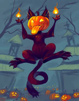 Pumpkin by Pand-ASS