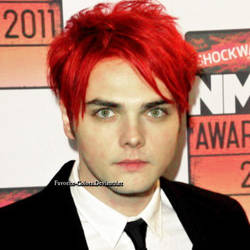 Gerard Way by Favorite-Colors
