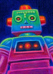'Small Robot A' by DeJarnette