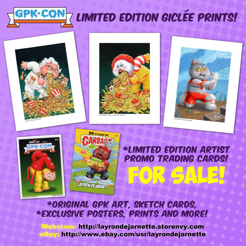 GPK Limited Edition Giclee Prints FOR SALE! by DeJarnette