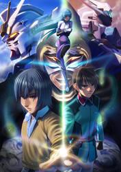 Gundam SEED A-STAR Vol.3 by csy5150