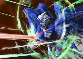 Gundam SEED A-STAR - TSX-02R Garland 15 by csy5150