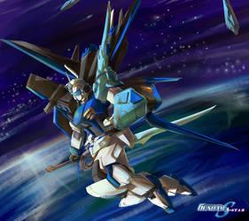 Gundam SEED A-STAR - AMADEUS by csy5150