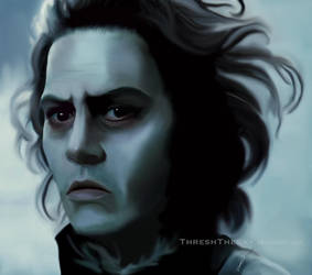 Sweeney Todd by ThreshTheSky