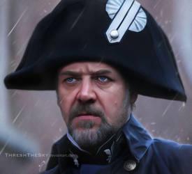 Les Miserables 2012: Javert by ThreshTheSky