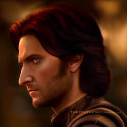 Robin Hood: Guy of Gisborne by ThreshTheSky