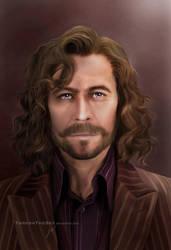 Harry Potter: Sirius Black by ThreshTheSky