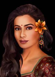 Lakshmi by ThreshTheSky