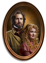 Les Miserables Family Portrait by ThreshTheSky