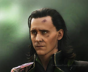 The Avengers: Loki by ThreshTheSky