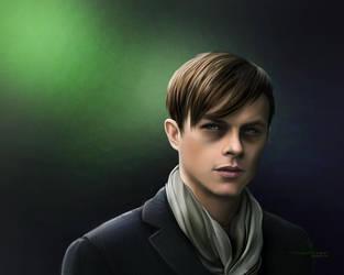 Harry Osborn by ThreshTheSky