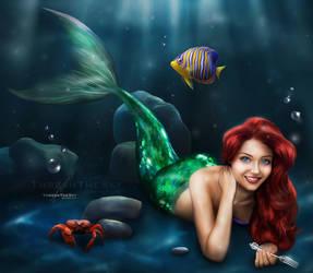 The Little Mermaid by ThreshTheSky