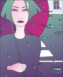 Rain by SlobodanMilutinovic