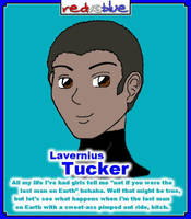 RvB - Blue Team - Tucker by DeDeKitty