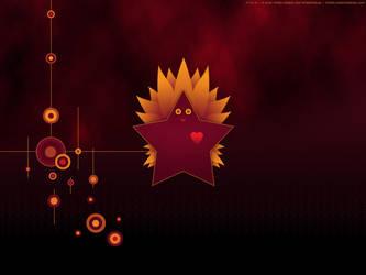 Firestar by toffek