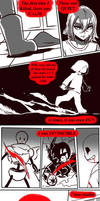 Failed Genocide AU Pt 15 by KuraiDraws