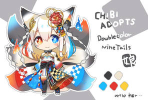 [CLOSED] Nine Tails musume Adopts #01 (1/1) by kgrnet
