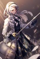 Tos Fencer female by kgrnet