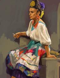 Frida by wegs