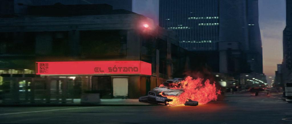 El Sotano by flurrys-art