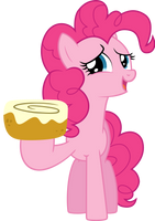 Pinkie's Cinnamon Bun by Abion47