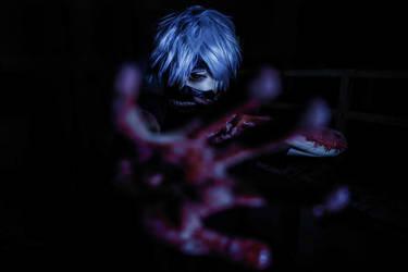 Tokyo Ghoul - Ken Kaneki by soulCerulean
