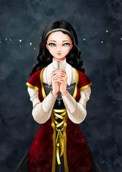 Prayer by Fumiinu