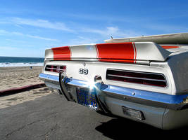 1969 Indy Pace Car rear by LASMN