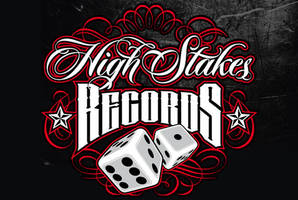 High Stakes Records logotype by MisterChek