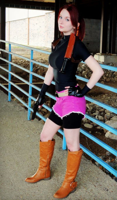 Claire Redfield Resident Evil 2 Cosplay By Hamm Sammich On Deviantart